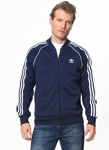 adidas Sweatshirt Lacivert